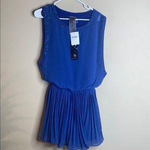 Forever 21 Indigo Blue NWT Size Small Dress
